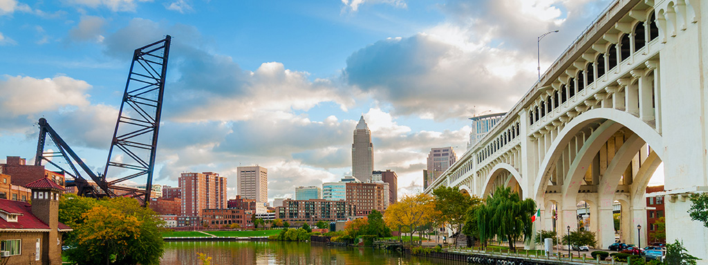Ultra Low Fare Flights from Las Vegas (LAS) to Cleveland (CLE) with Spirit