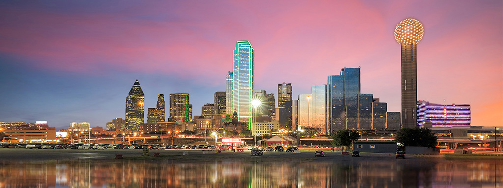 Ultra Low Fare Flights from Atlantic City (ACY) to Dallas (DFW) with Spirit