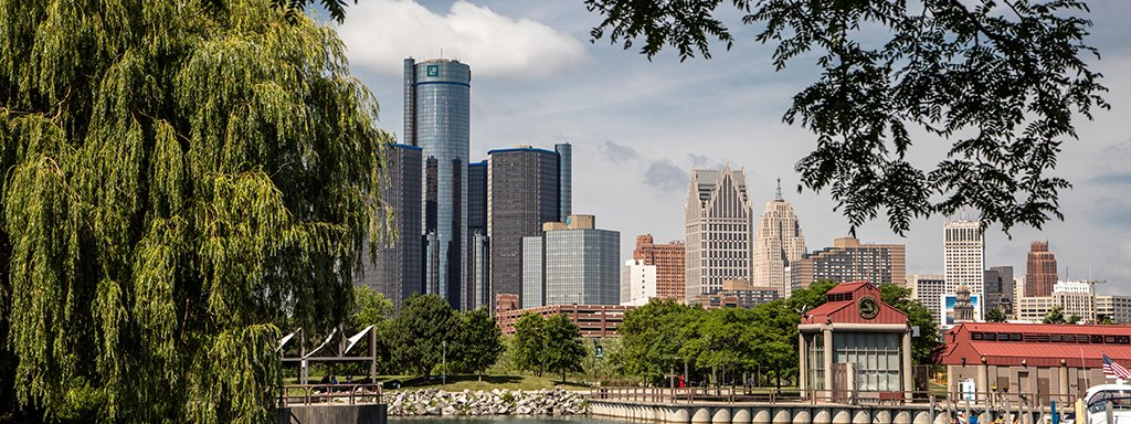 Ultra Low Fare Flights from Portland, OR (PDX) to Detroit (DTW) with Spirit
