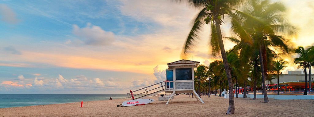 Ultra Low Fare Flights from Seattle (SEA) to Fort Lauderdale (FLL) with Spirit