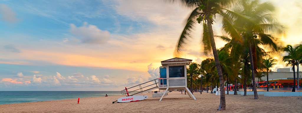 Ultra Low Fare Flights from Dallas (DFW) to Fort Lauderdale (FLL) with Spirit