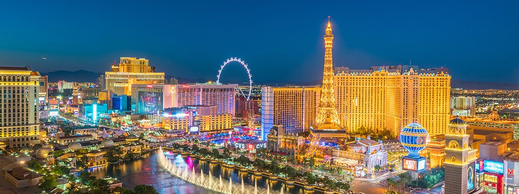 Ultra Low Fare Flights from Detroit (DTW) to Las Vegas (LAS) with Spirit