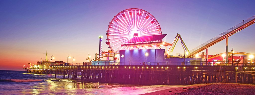 Ultra Low Fare Flights from Seattle (SEA) to Los Angeles (LAX) with Spirit
