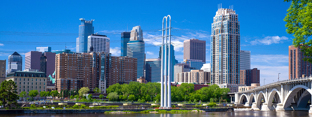 Ultra Low Fare Flights from Myrtle Beach (MYR) to Minneapolis (MSP) with Spirit
