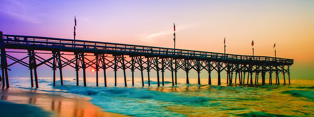 Ultra Low Fare Flights from Seattle (SEA) to Myrtle Beach (MYR) with Spirit