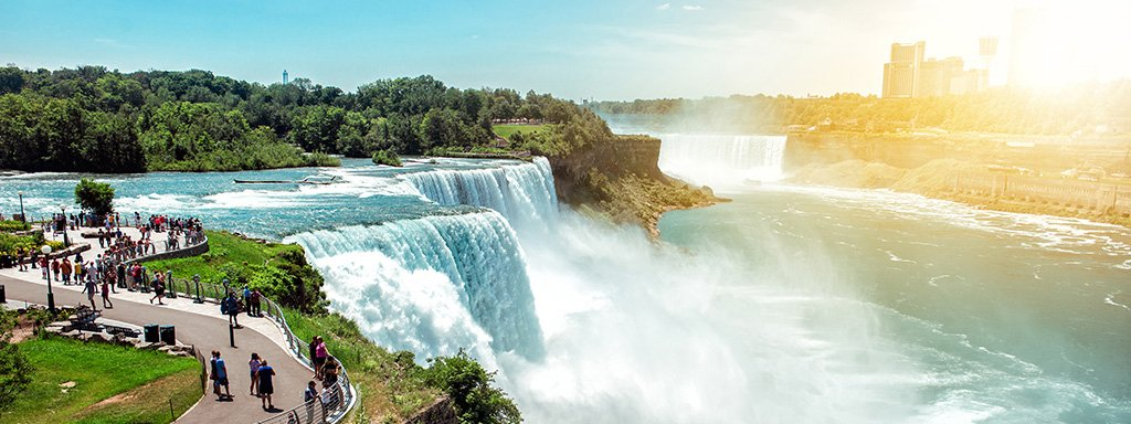 Ultra Low Fare Flights from Houston (IAH) to Niagara Falls (IAG) with Spirit