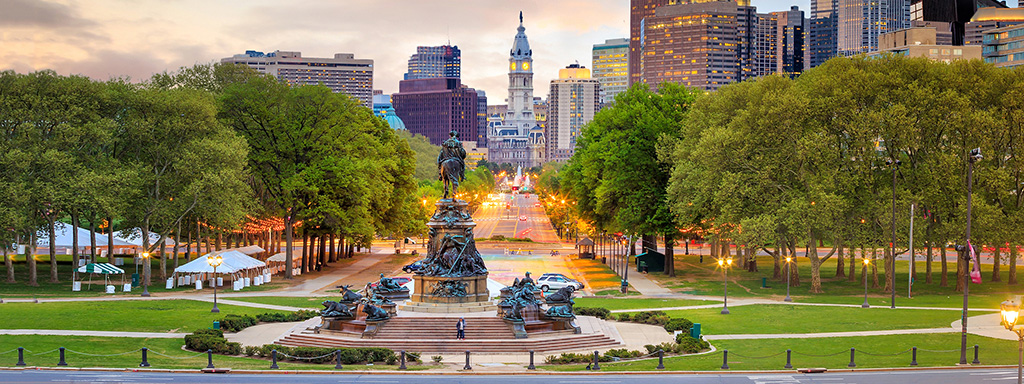 Ultra Low Fare Flights from Burbank (BUR) to Philadelphia (PHL) with Spirit