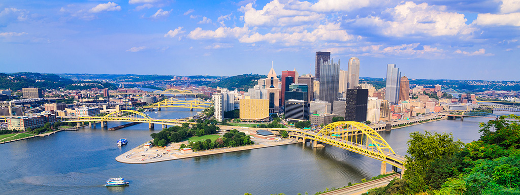 Ultra Low Fare Flights from Houston (IAH) to Pittsburgh (PIT) with Spirit