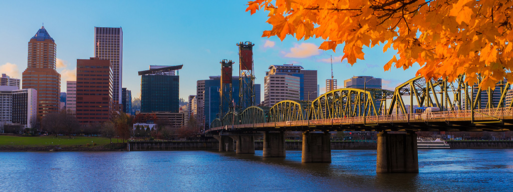 Ultra Low Fare Flights from Burbank (BUR) to Portland (PDX) with Spirit