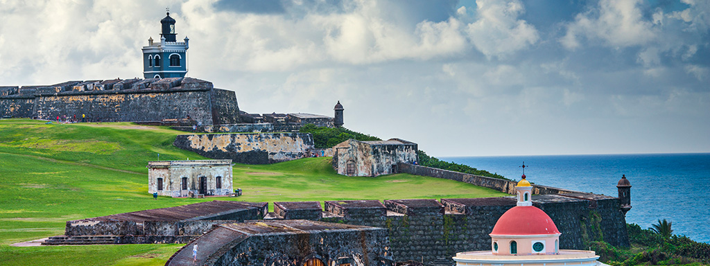 Ultra Low Fare Flights from Las Vegas (LAS) to San Juan (SJU) with Spirit