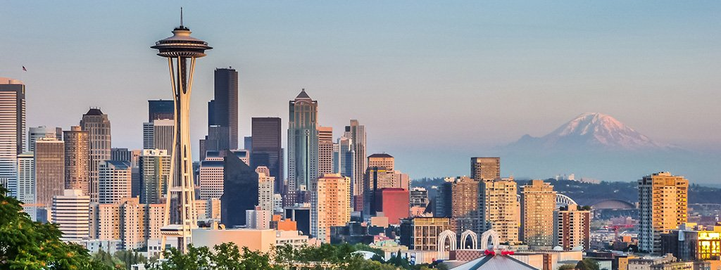 Ultra Low Fare Flights from Myrtle Beach (MYR) to Seattle (SEA) with Spirit