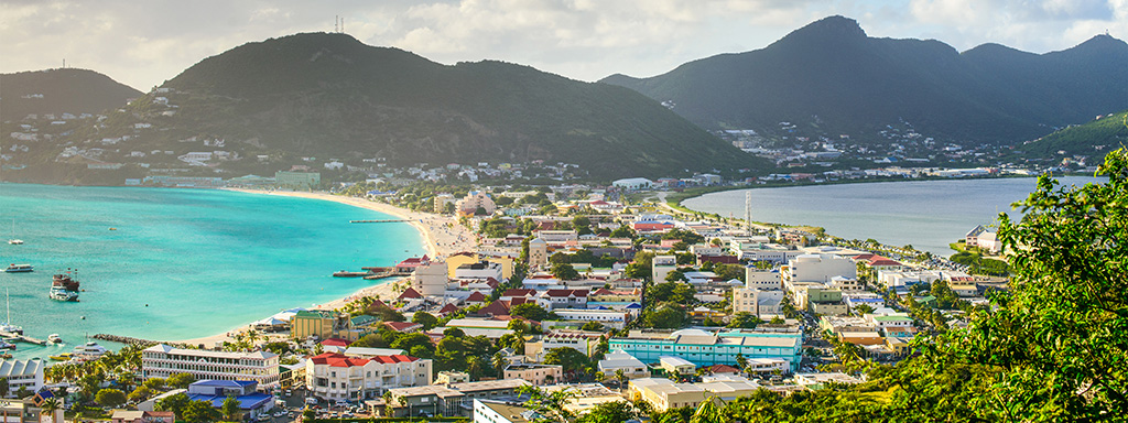 United States to Sint Maarten Island Low Fare Flights with Spirit Airlines