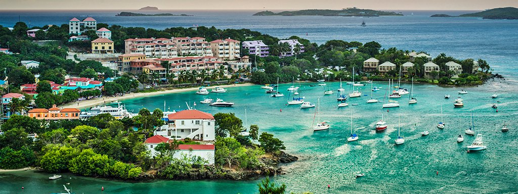 Ultra Low Fare Flights from Denver (DEN) to St. Thomas (STT) with Spirit
