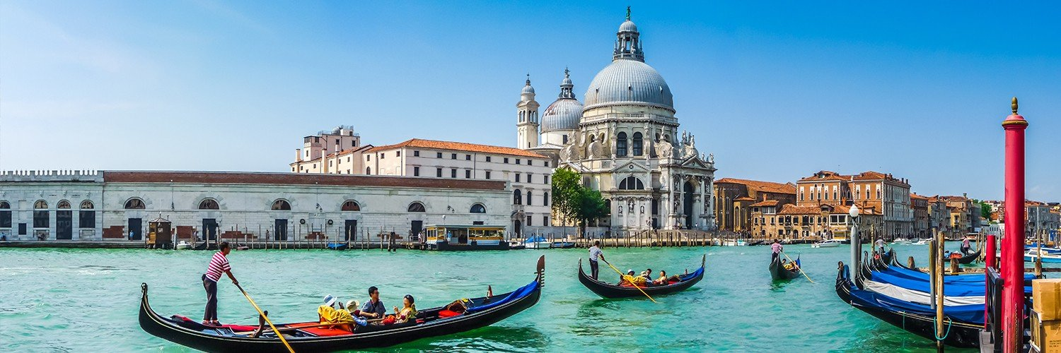 Flights to Venice (VCE) from 46 GBP