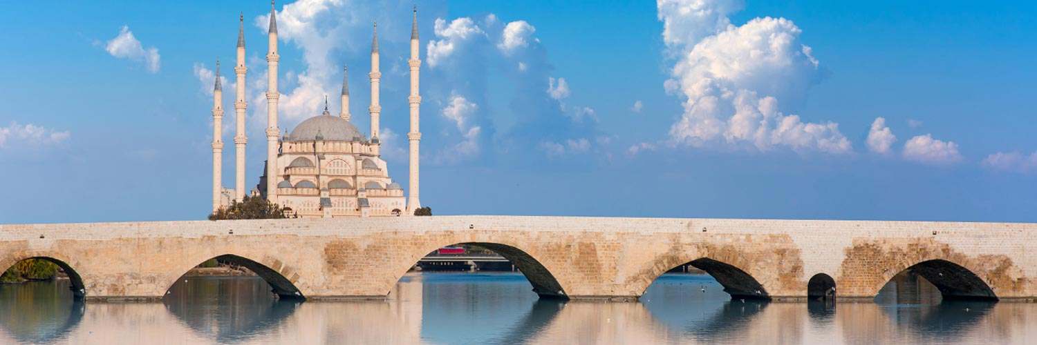 Flights to Adana (ADA) from 13 GBP