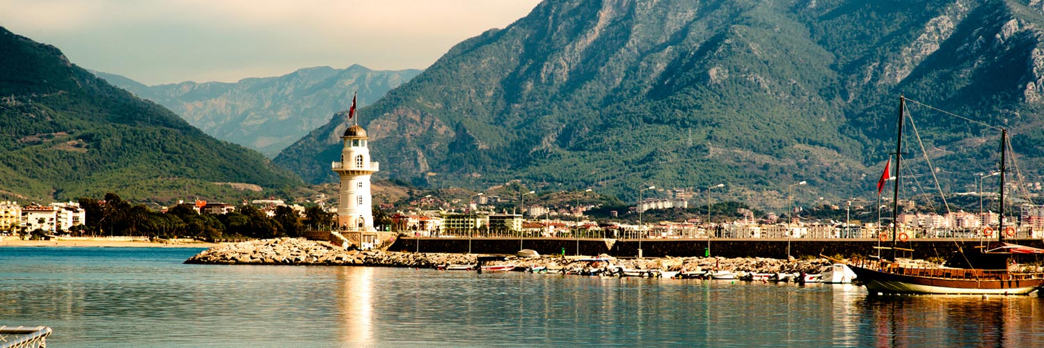Flights from Alanya (GZP) from 16 GBP