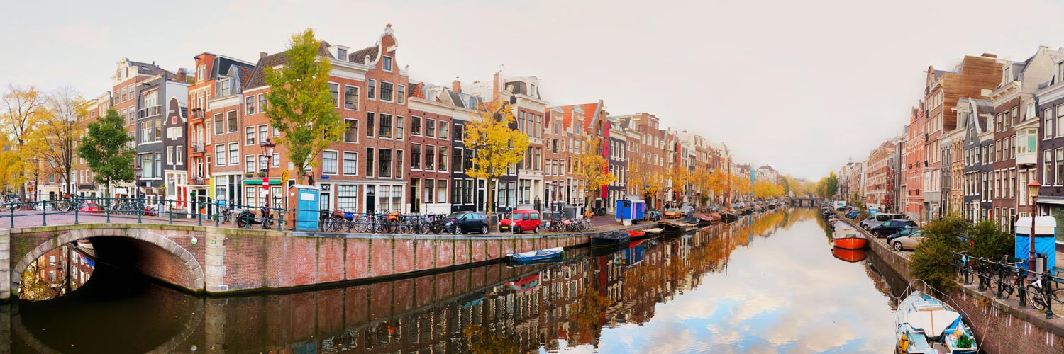 Flights to Amsterdam (AMS) from 48 GBP