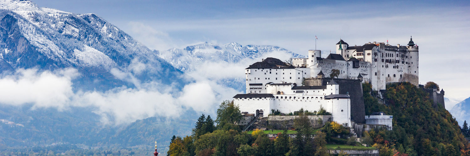 Flights from Qatar to Austria from 177 GBP