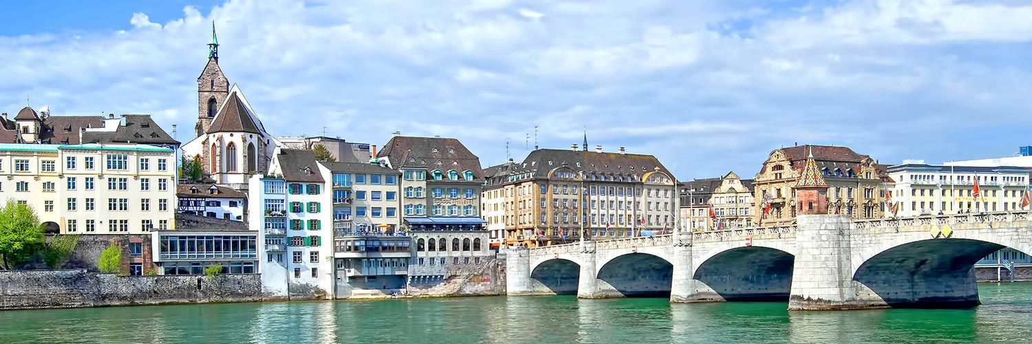 Flights to Basel (BSL) from 61 GBP