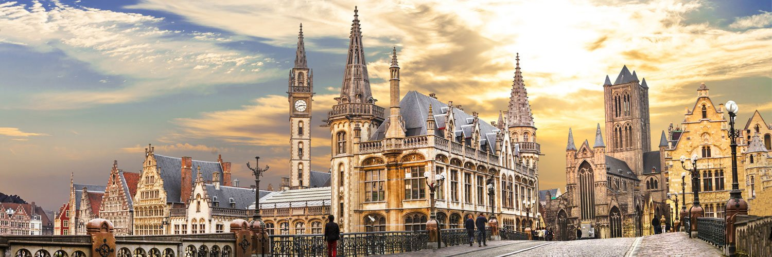 Flights to Belgium from 43 GBP