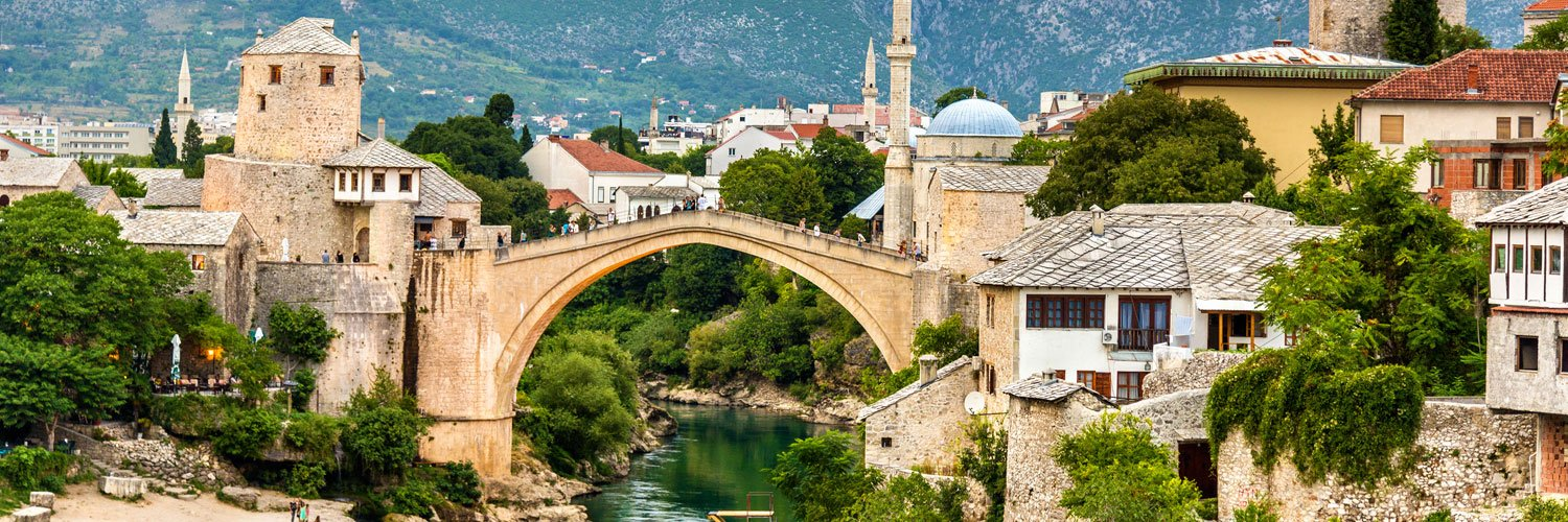 Flights from Turkey to Bosnia and Herzegovina from 48 GBP