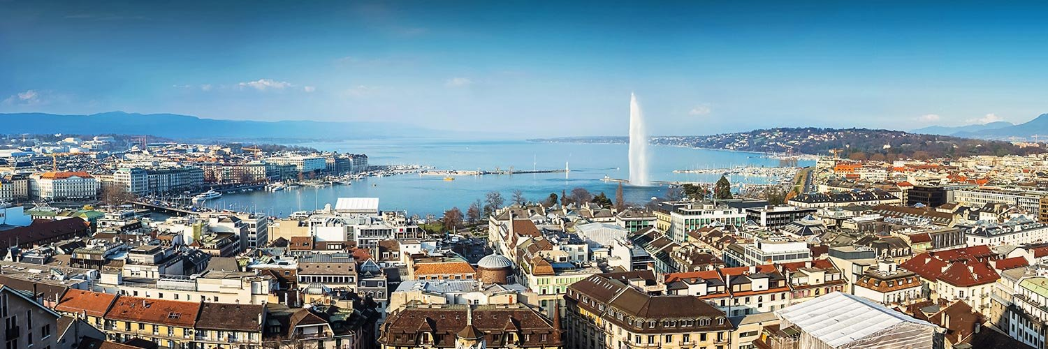 Flights from Iran to Geneva (GVA) from 104 GBP