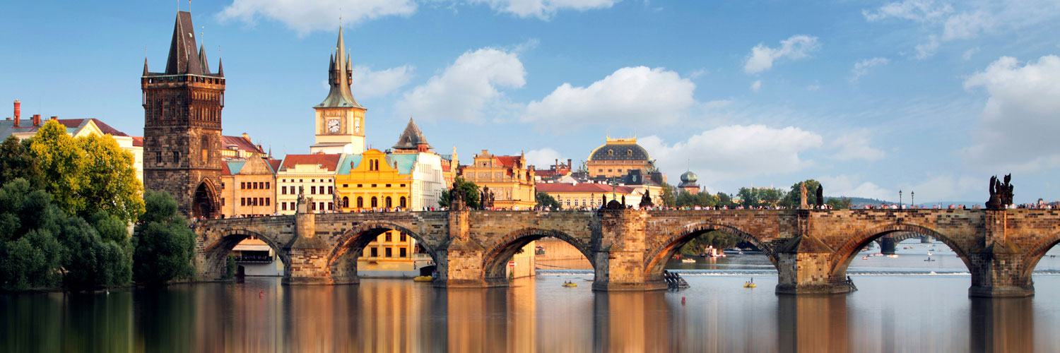 Flights from Turkey to Czech Republic from 43 GBP