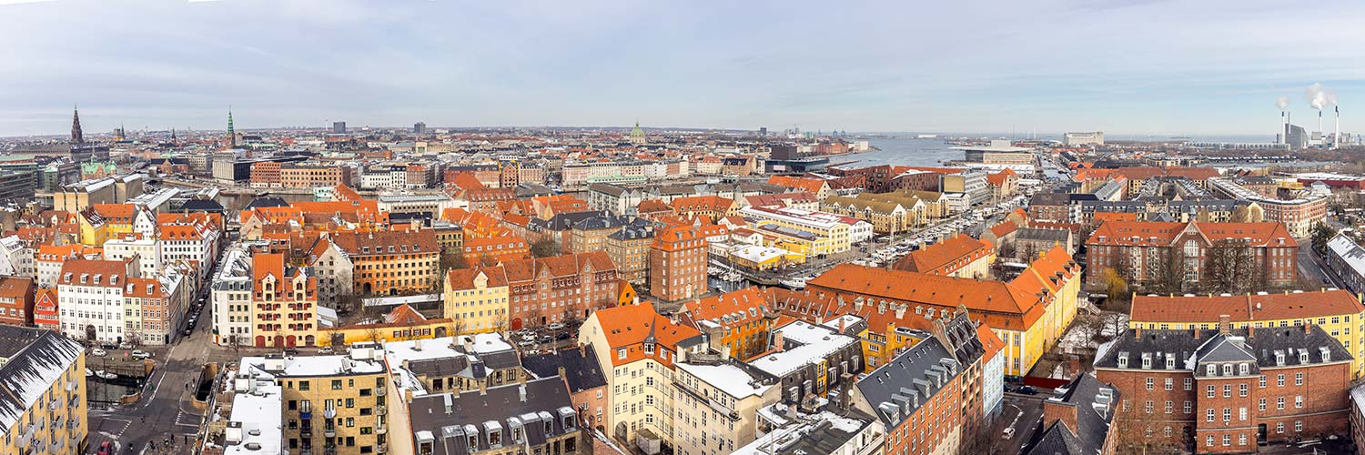 Flights from United Arab Emirates to Denmark from 148 GBP