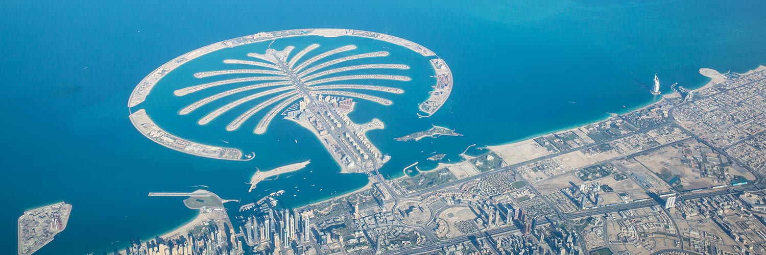 Flights from Denmark to Dubai (DXB) from 92 GBP
