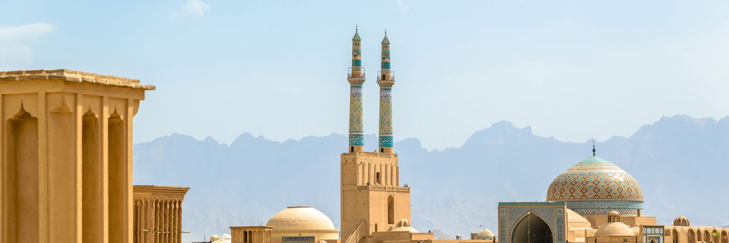 Flights from Norway to Iran from 171 GBP