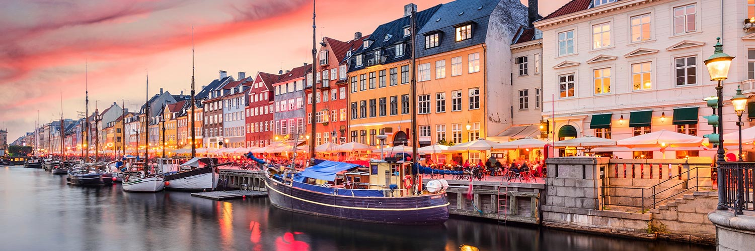 Flights from Lebanon to Copenhagen (CPH) from 102 GBP