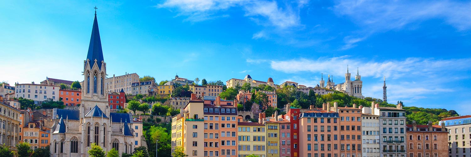 Flights to Lyon (LYS) from 32 GBP