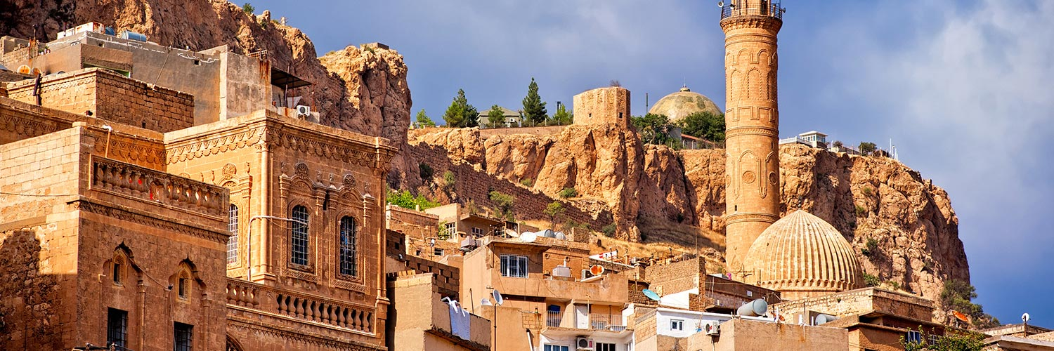 Flights to Mardin (MQM) from 28 GBP