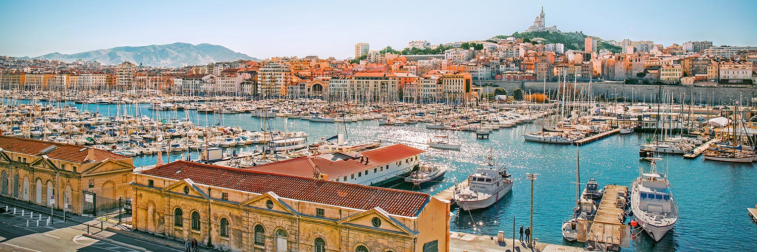 Flights from Georgia to Marseille (MRS) from 104 GBP