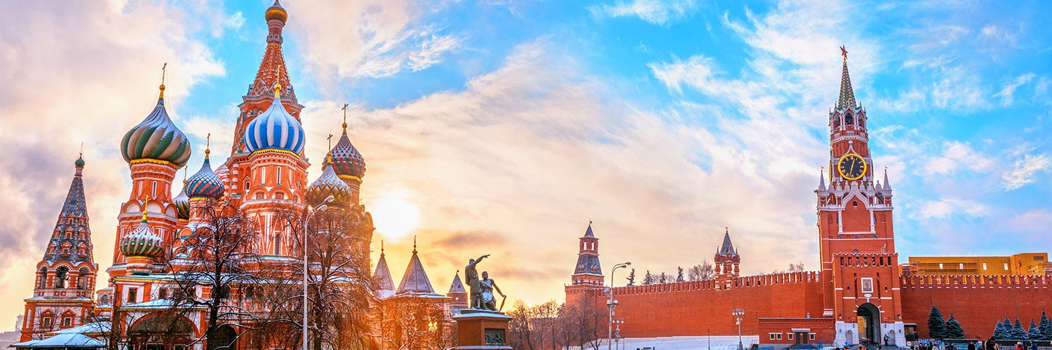 Flights from Baghdad (BGW) to Moscow (DME) from 146 GBP