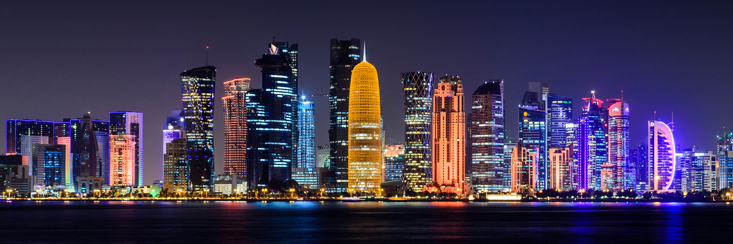 Flights from United Kingdom to Qatar from 136 GBP