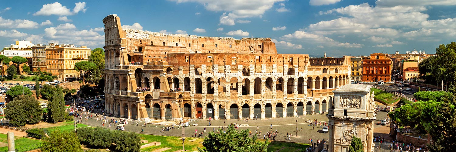 Flights to Rome (FCO) from 42 GBP