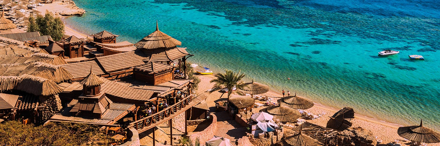 Flights from United Kingdom to Sharm El Sheikh (SSH) from 121 GBP