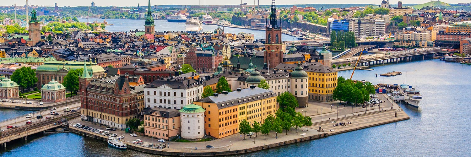 Flights from Kuwait to Stockholm (ARN) from 200 GBP