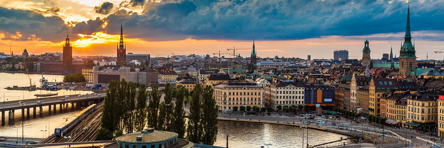 Flights from Egypt to Sweden from 293 GBP