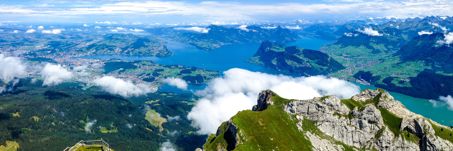 Flights to Switzerland from 42 GBP