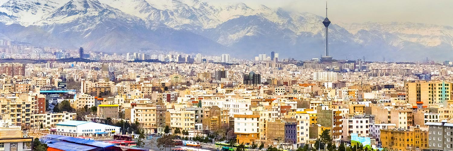Flights to Tehran (IKA) from 59 GBP