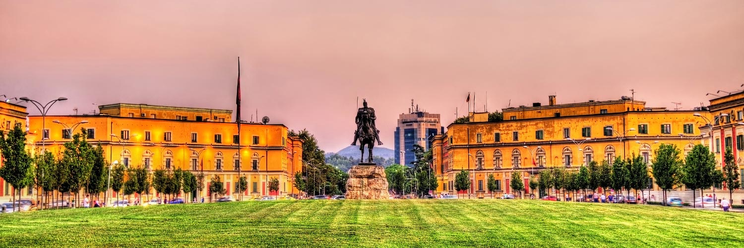 Flights to Tirana (TIA) from 21 GBP