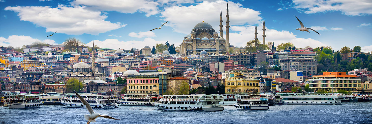 Flights from Kuwait to Turkey from 64 GBP
