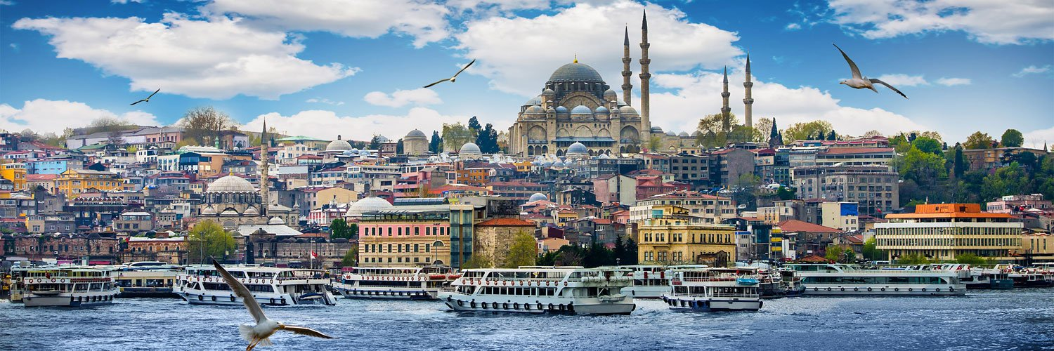 Flights from Romania to Turkey from 48 GBP