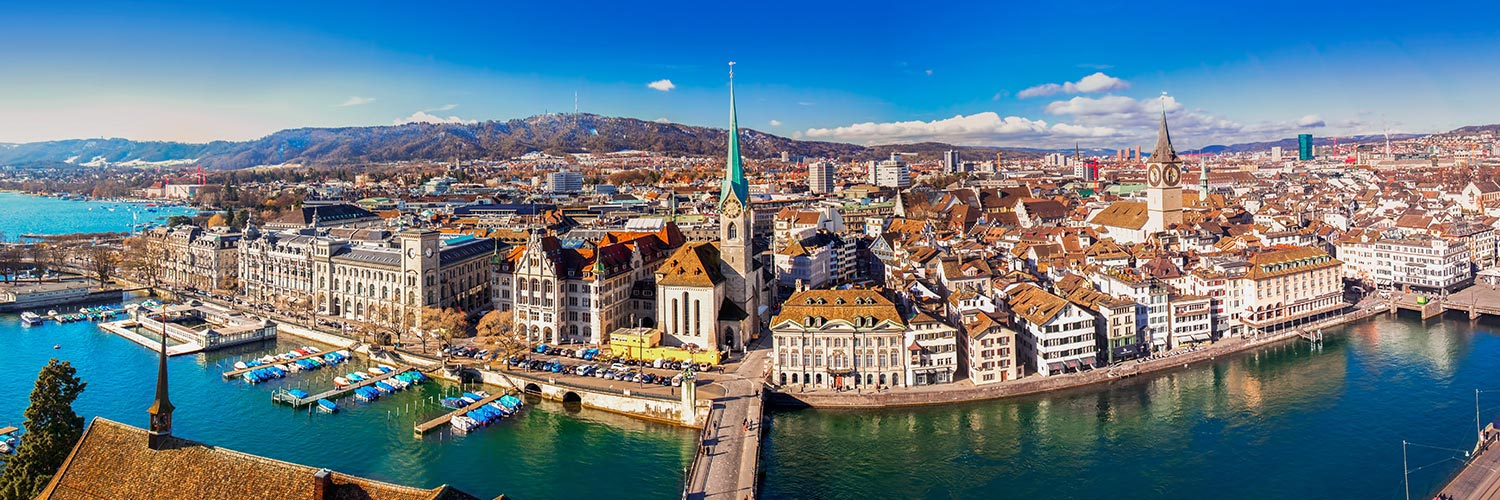 Flights to Zurich (ZRH) from 31 GBP