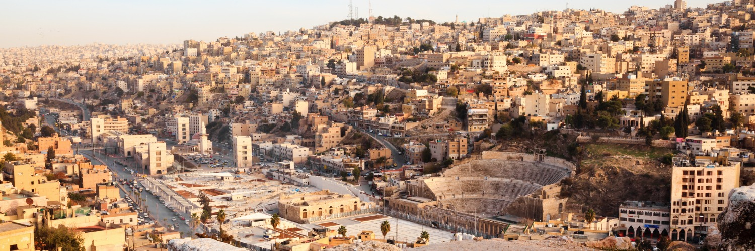 Flights to Amman (AMM) from 67 GBP