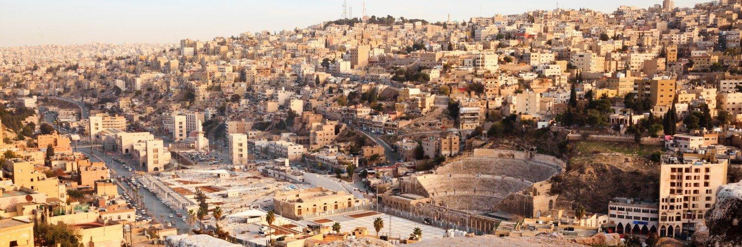 Flights to Amman (AMM) from 72 GBP