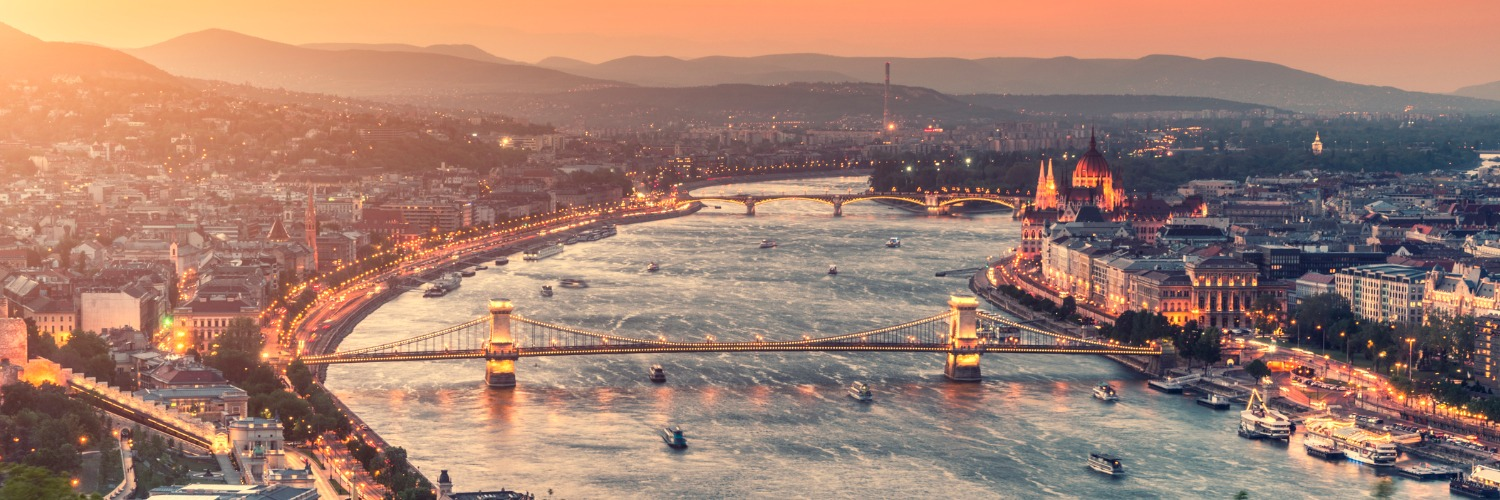 Flights from Turkey to Budapest (BUD) from 33 GBP
