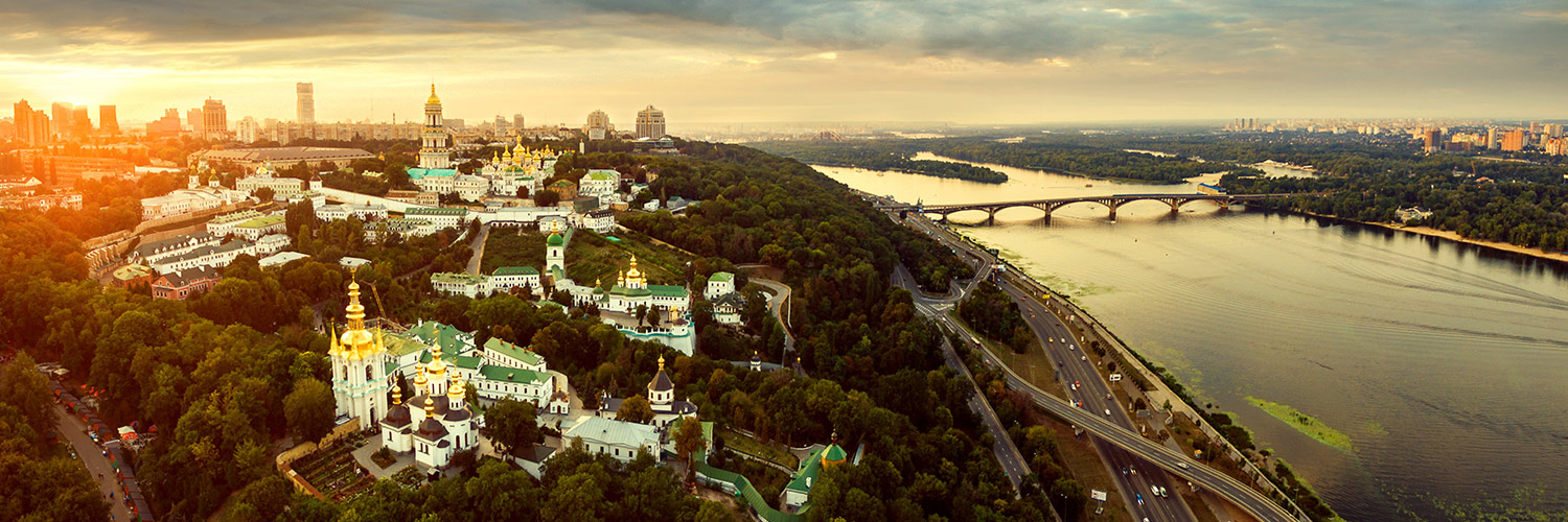 Flights to Kiev (IEV) from 42 GBP
